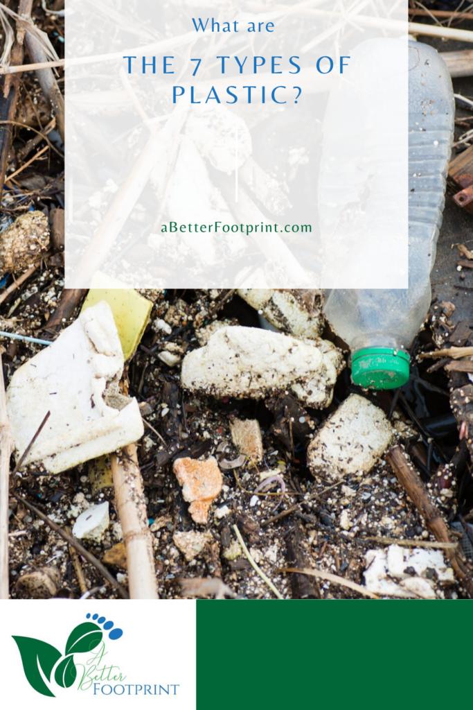 Vilka är de 7 typerna av plast?