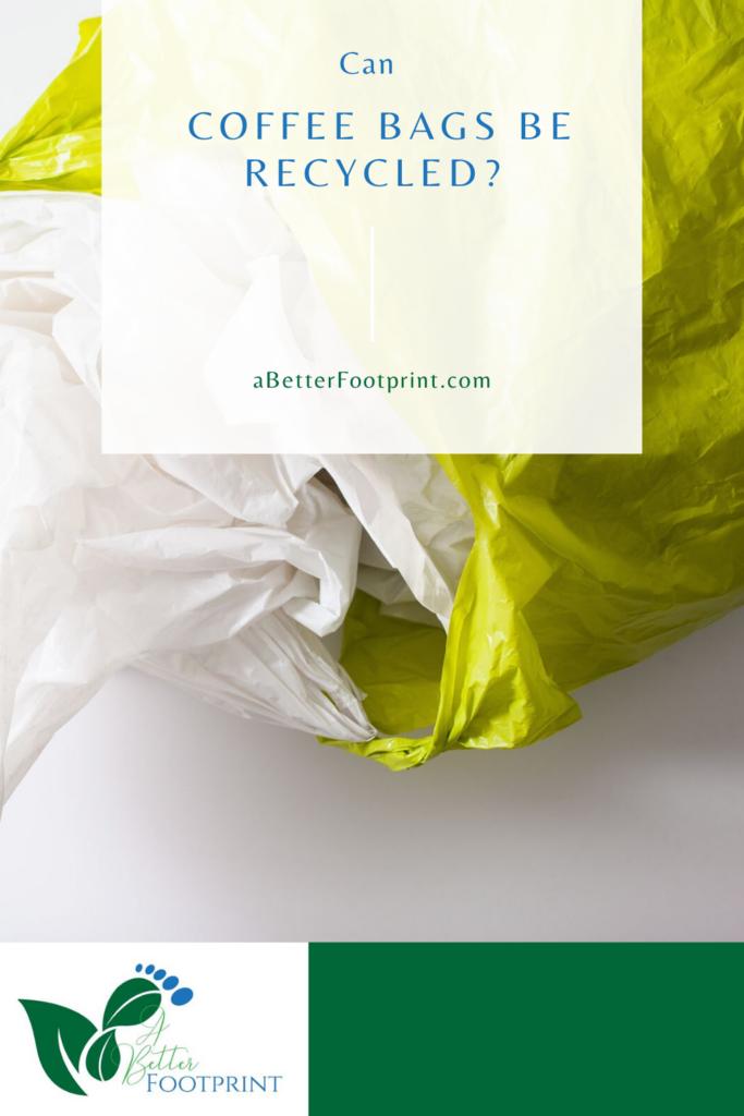 As sacas de café podem ser recicladas?